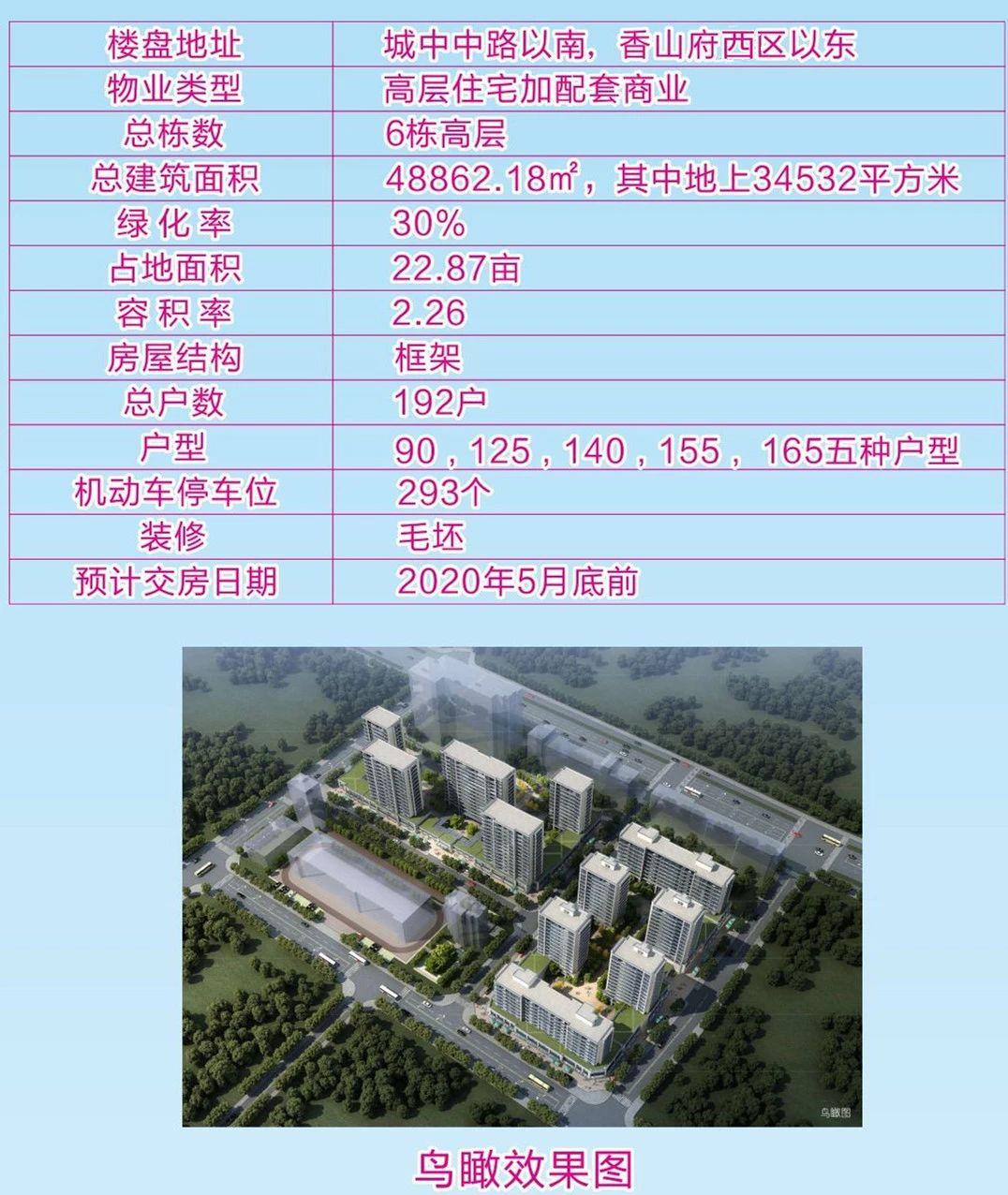 义乌香悦府东区小区平面图