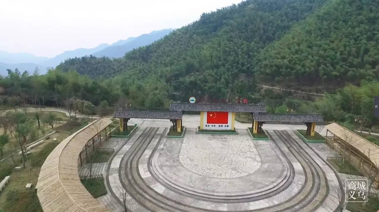 义乌北山村